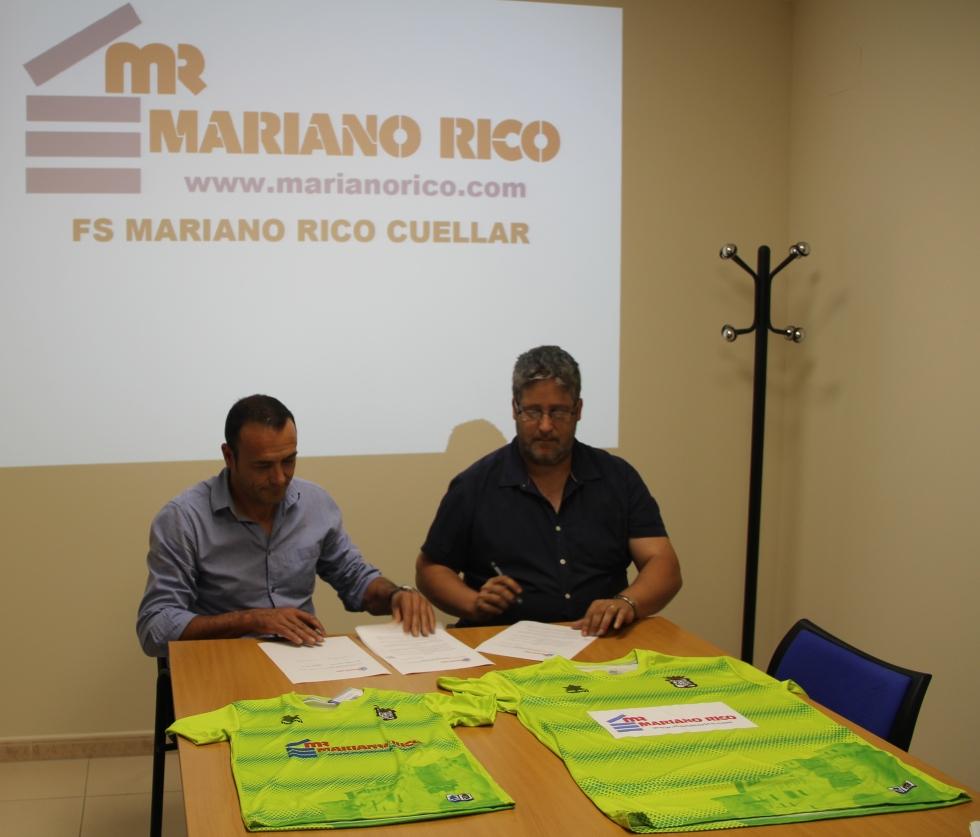firma Mariano Rico 002